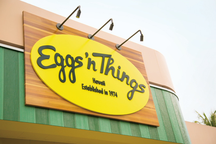eggs'n things