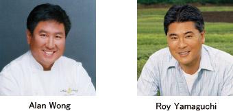 ロイ・ヤマグチとアラン・ウォン