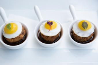 レストラン「ワイオル」の料理