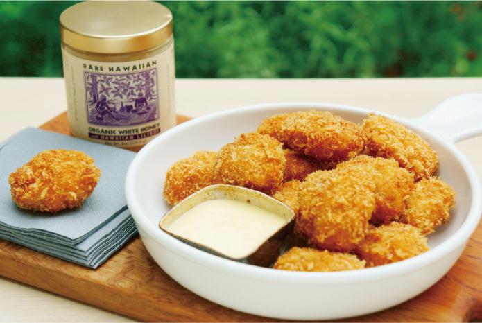 ハワイのハチミツを使った栗原さんのおいしいレシピ♪