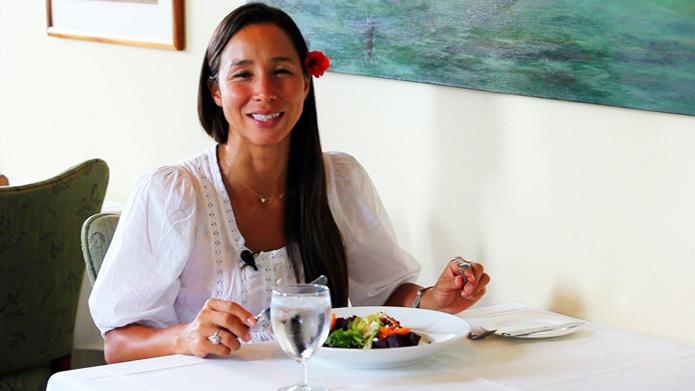 アンジェラ・磨紀・バーノンと行く ハワイ島 美食の楽園紀行