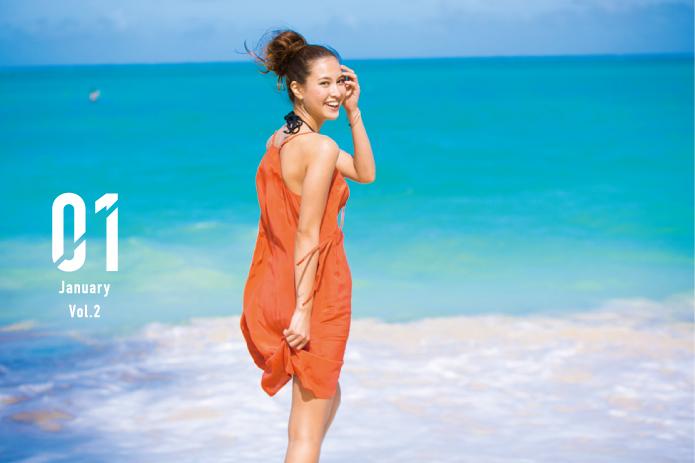 [特集]おしゃれタウン・カイルアで見つけたビーチ&プールサイドで着たい本命ワンピース