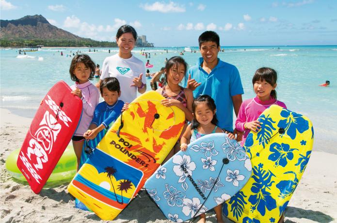 日本の託児サービスがハワイでも受けられる!
