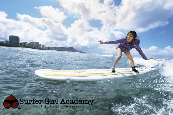 Surfer Girl Academy