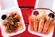 Romy's Kahuku Prawns & Shrimp Hut