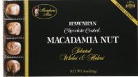 迷ったときはやっぱり正統派! マカダミアナッツミルクチョコレート($8.85)