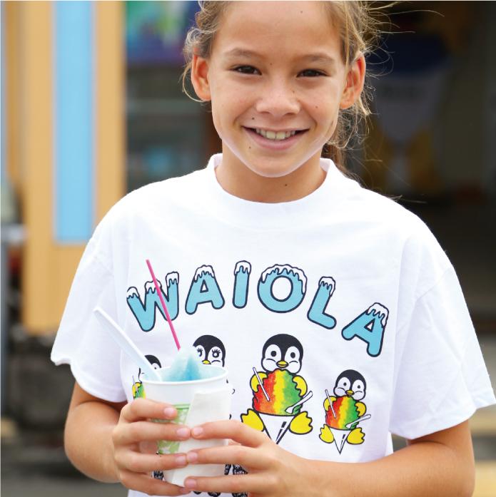 waiola shave ice