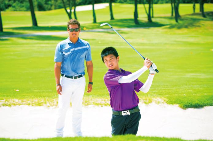 ハワイで子どもとゴルフ。プロのレッスン付きツアー