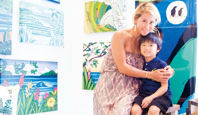 ハワイ在住おしゃれママ・Mitoさんレコメンド。ママ&キッズが楽しめるショップ3軒。