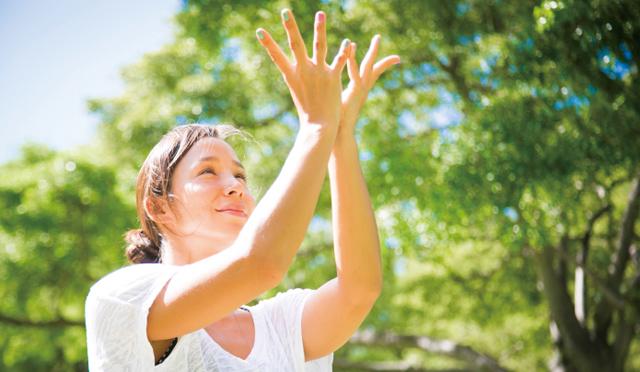 アンジェラ・磨紀・バーノンさんが選んだ心をリセットできる3つの癒やしスポット公開。