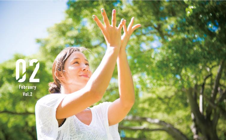 アンジェラ・磨紀・バーノンさんが選んだ<br />心をリセットできる3つの癒やしスポット公開。