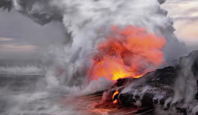 風景写真家が撮る<br>見たことのないハワイ