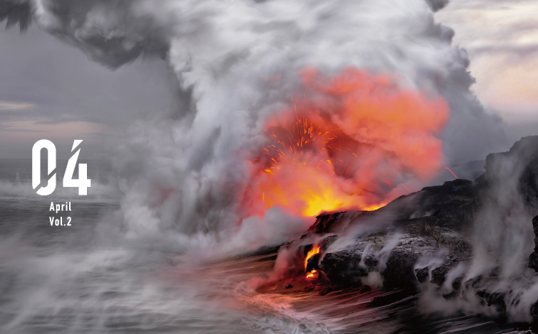 風景写真家の巨匠 ピーター・リックが撮る<br/ >まだ見たことのないハワイ