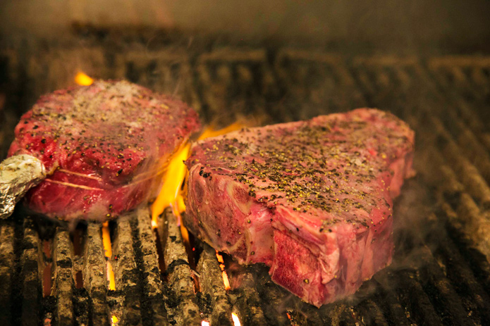 ハワイに行ったらドライエイジドビーフを食べるべし!【後編】 「BLT」のステーキを食べずに日本に帰れない!