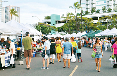 Honolulu Farmers Market