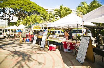 Makiki Farmers Market