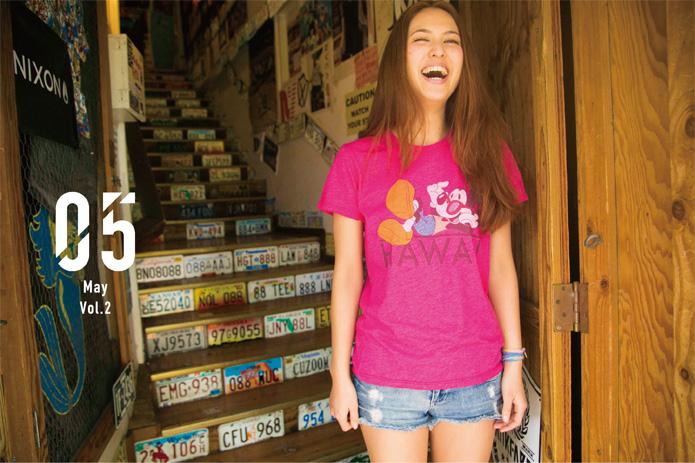 みんな大好き88teesで大人カワイイTシャツ探し。