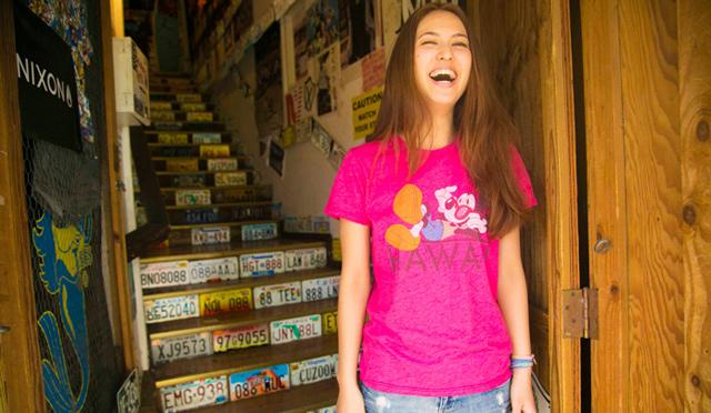 みんな大好き「88Tees」で大人カワイイTシャツ見つけてきました!