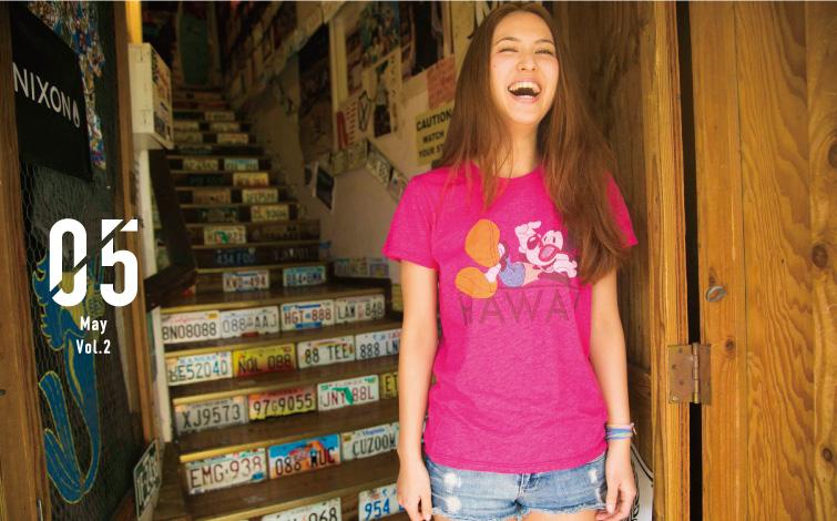 みんな大好き「88Tees」で<br />大人カワイイTシャツ見つけてきました!