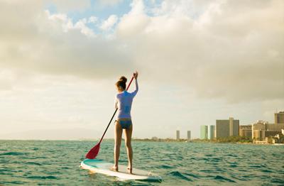 Hawaiian Ocean Waikiki