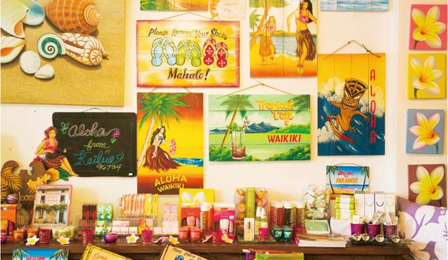 """女子の""""LOVE❤""""がたくさん!人気インテリアショップでハワイをお持ち帰り。"""