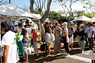 Farmers' Market at KCC