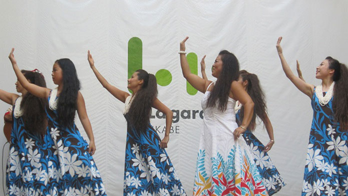 ハワイアンフェスティバル IN ララガーデン春日部