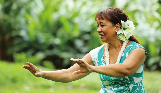フラから学ぶハワイの心vol.2