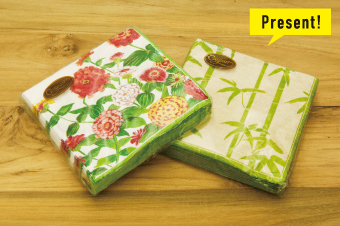 栗原はるみさんがハワイで選んだキッチングッズをプレゼント!