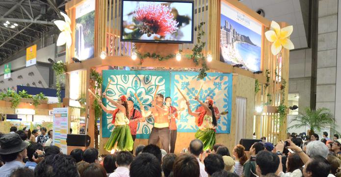 アジア最大級の旅の祭典「JATA 旅博」にハワイ・パビリオン出展