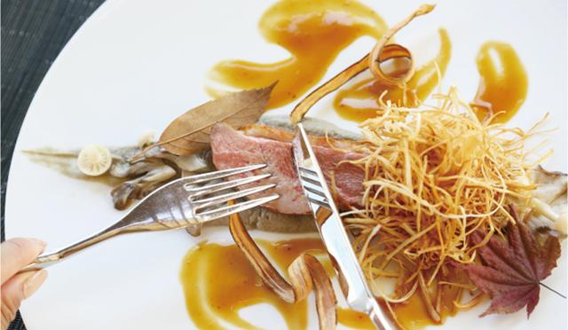 ワンランク上のイタリアン「アランチーノ」の厳選おいしいひと皿。