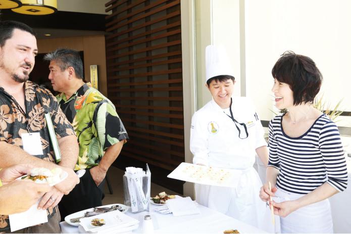 栗原はるみさんがハワイに届けた日本のおもてなしごはん