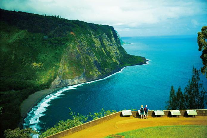 ハワイ王族の聖なる谷ワイピオ渓谷に迫る
