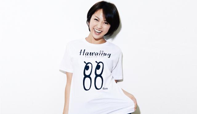 88TeesとのコラボTシャツを50名様に!!