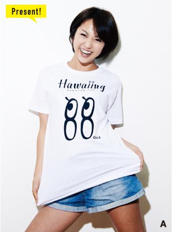 88TeesHawaiingコラボTシャツプレゼント