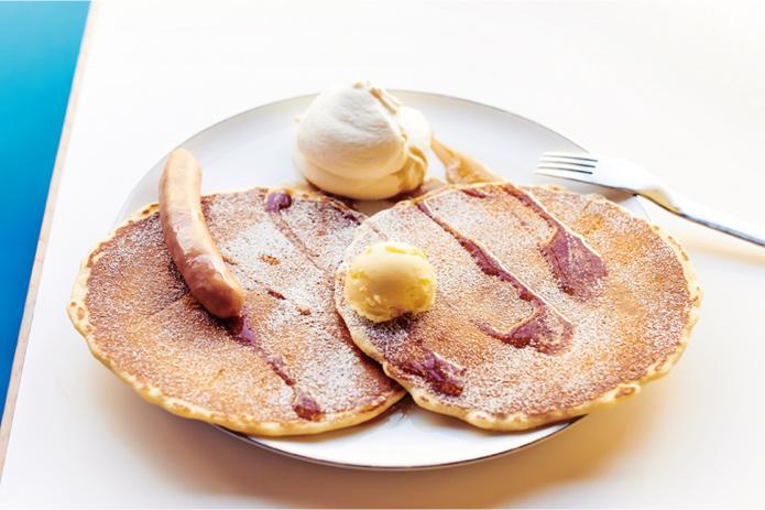 あなたはいくつ食べた?ハワイを感じる東京パンケーキ図鑑③「サンデージャム」