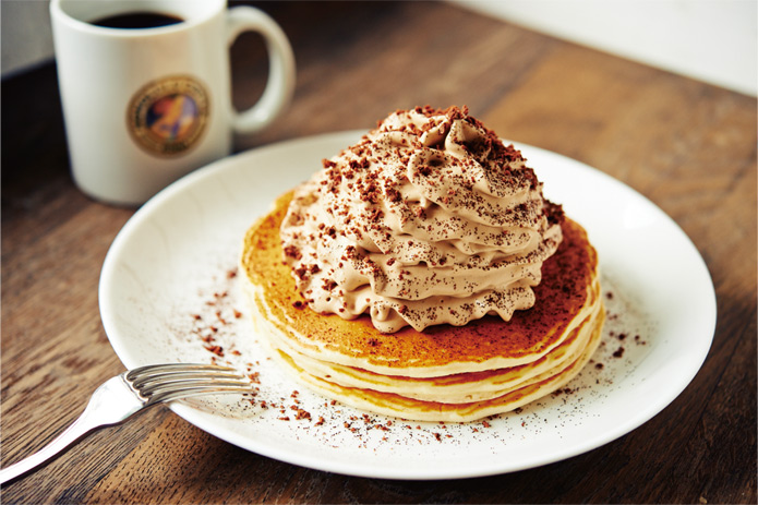 あなたはいくつ食べた?ハワイを感じる東京パンケーキ図鑑④「ホノルルコーヒー」