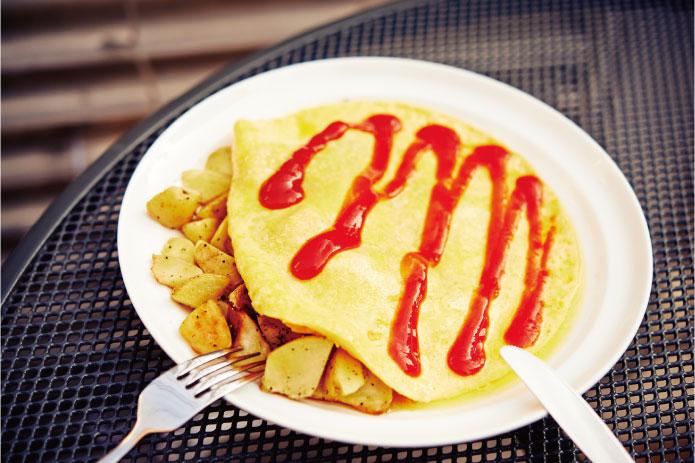 あなたはいくつ食べた?ハワイを感じる東京パンケーキ図鑑⑥「エッグスンシングス」