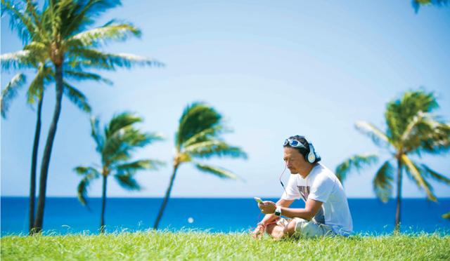 本田直之さん、 「ジャワイアンミュージックって何ですか?」