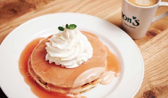 あなたはいくつ食べた?ハワイを感じる東京パンケーキ図鑑⑧「シナモンズ レストラン」