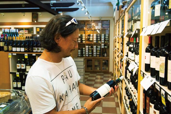 本田直之さん、部屋で旨いワインが飲みたいんです!