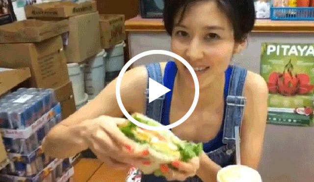 吉川めいさんとハワイのサンドウィッチの名店へ!