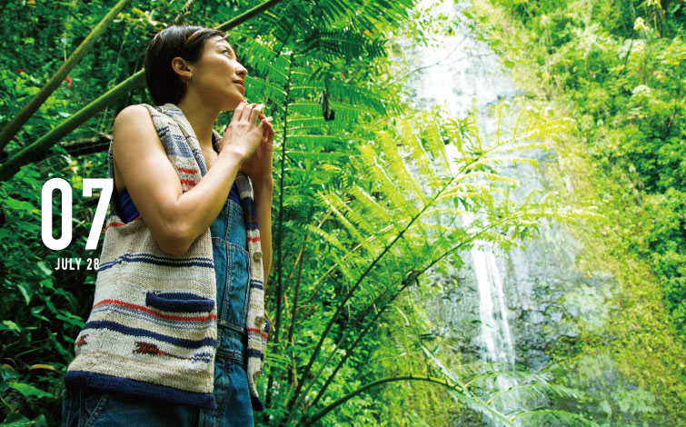 次のハワイは山ガールになる!<br />緑を感じるマノアの滝へ
