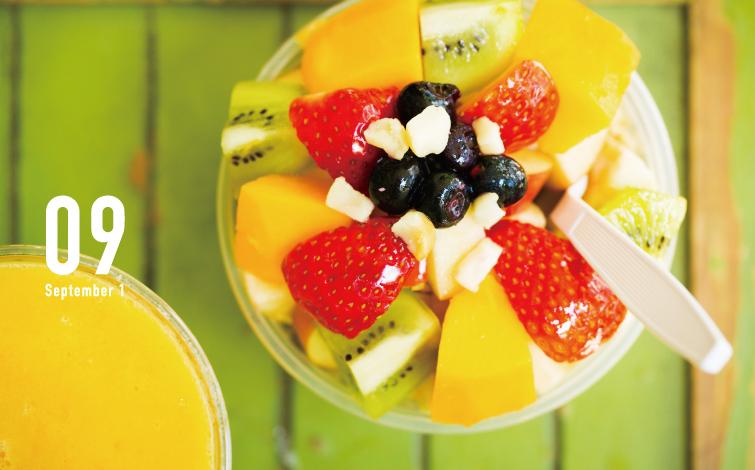 イタリア料理研究家・小崎陽一さんの<br />ハワイのお気に入り朝ごはんは?