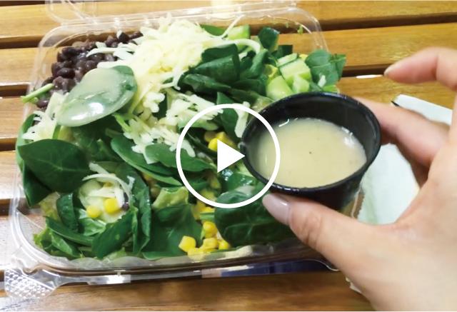 ハワイ野菜をカスタマイズ!