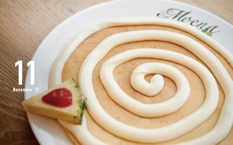 ハワイカイの絶品朝食を<br />東京・原宿で味わえる幸せ。