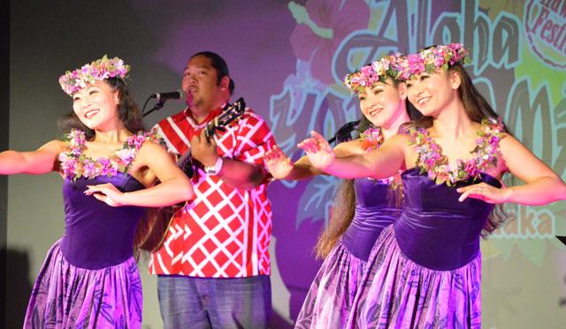 横浜で開催! 世界最大級のハワイ・フェスティバルアロハヨコハマ2014 ~メレ・カリキマカ~