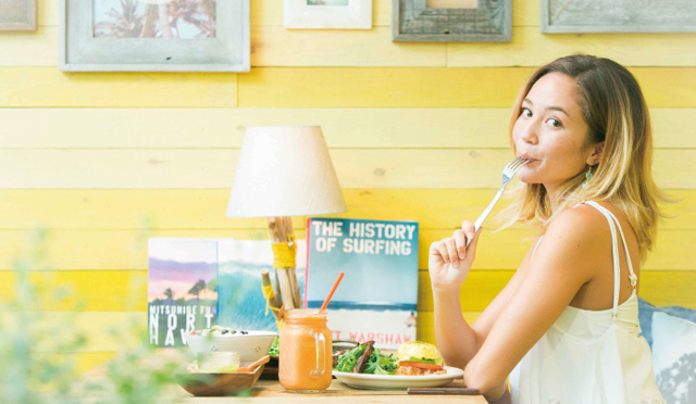 おいしく食べてちゃっかりキレイに!ハワイ最先端カフェ