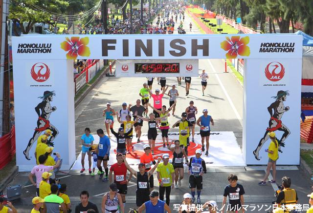 12月開催! 日本人ランナーも御用達ハワイ最大級のマラソンイベント