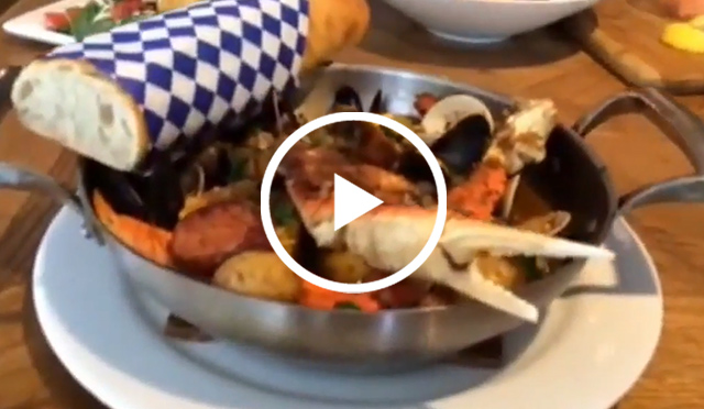 【NewOpen!】偏差値高めのシーフードレストラン!